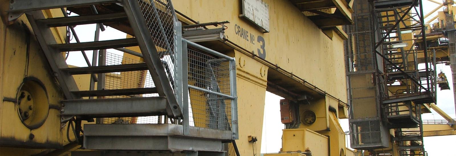 Container Crane Maintenance